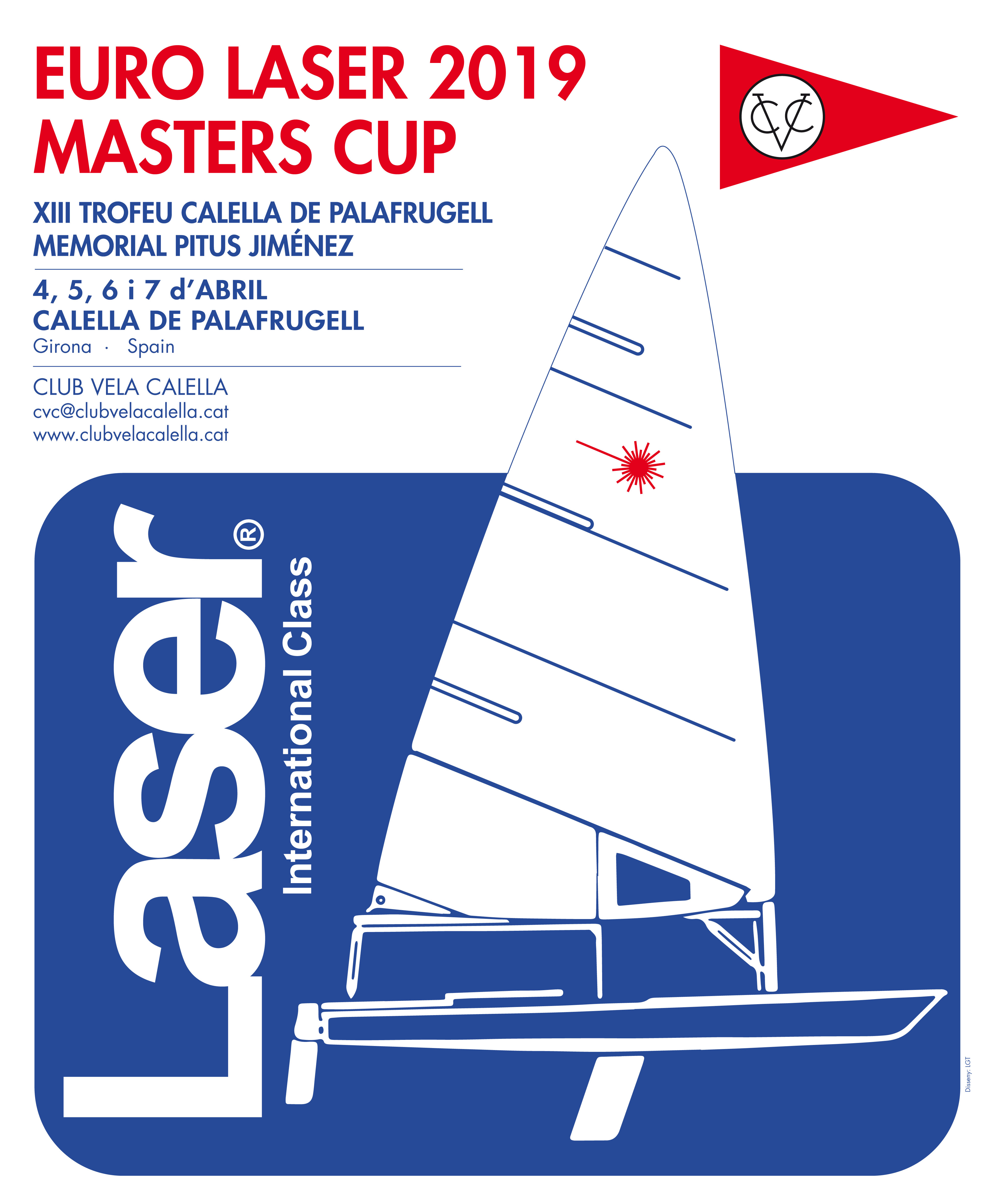 Cartell Euro Laser 2019