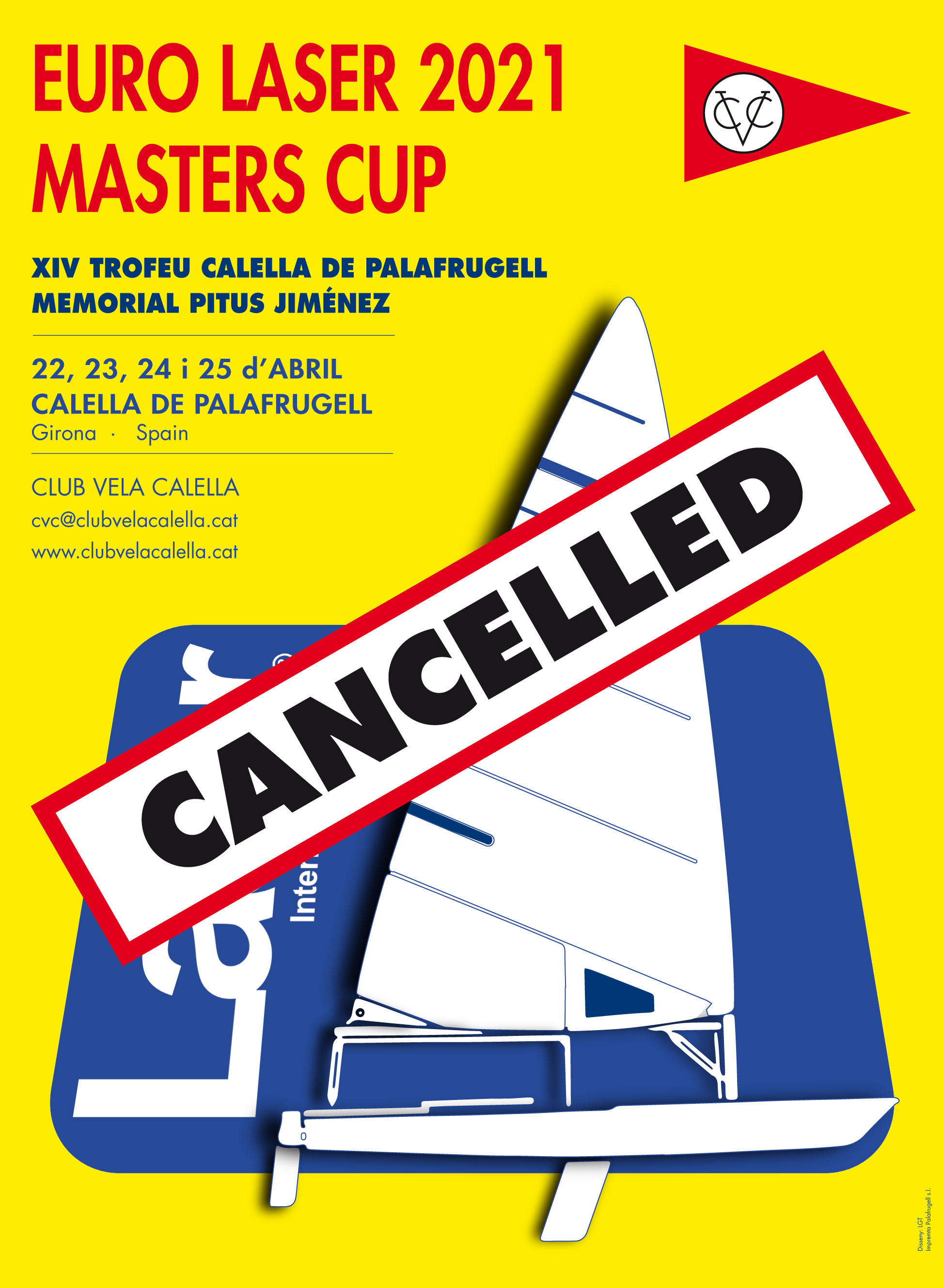 cartell eurolaser cancelled